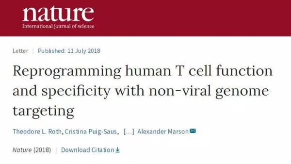细胞疗法或将迎来重大变革